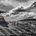 Le Camion Rouge by Joseph Yvon Cote