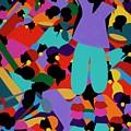 Le Carnaval by Synthia SAINT JAMES