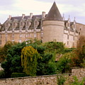 Le Chateau De Rochechouart by Rusty Gladdish