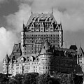 Le Chateau Frontenac - Quebec City by Juergen Weiss