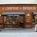 Le Comptoir De Mathilde by Kevin Bain