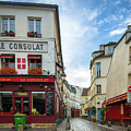 Le Consulat by Inge Johnsson