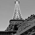 Le Eiffel by David Bearden
