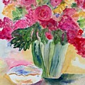 Le Fleur  by Denise Mc Nellis