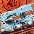 Le Mans 24h by Sassan Filsoof