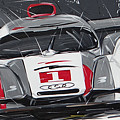 Le Mans Audi R18 by Roberto Muccilo