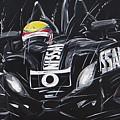 Le Mans Nissan Delta by Roberto Muccilo