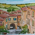 Le Marche, Italy by Janet Butler