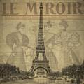 Le Miroir by Bill Cannon