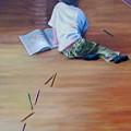 Le Petit Artiste by Tahirih Goffic