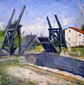 Le Pont De Langlois A Arles Provence France 2004  by Enver Larney