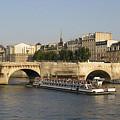 Le Pont Neuf. Paris. by Bernard Jaubert