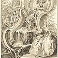Le Rendez-vous by Antoine Aveline After Jean Mondon