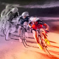 Le Tour De France 13 by Miki De Goodaboom