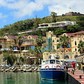 Le West Indies Mall In St. Martin  by Anita Hiltz
