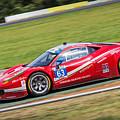 Lead Ferrari by Alan Raasch