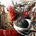 League Of Legends by Zia Low