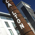 Leaning Tower Of Carlton by Jez C Self