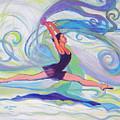Leap Of Joy by Jeanette Jarmon