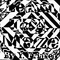 Learn To A Maze Book Cover 1 by Yonatan Frimer Maze Artist