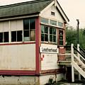 Leatherhead Station by Lauri Novak