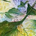 Leaves by Arlissa Vaughn