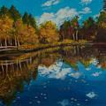Leaves by Elizabeth Mundaden