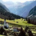 Lech Valley Village by Joe Bonita