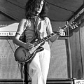 Led Zeppelin Jimmy Page '69 by Chris Walter