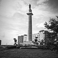 Lee Circle New Orleans by Kathleen K Parker