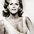 Lee Remick, Vintage Actress by John Springfield