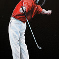 Lee Westwood by Mark Robinson