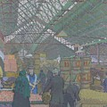 Leeds Market by Celestial Images