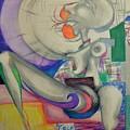 Leg by Marie Casteel