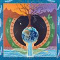 Legacy Mandala by Leti C Stiles