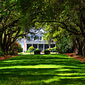 Legare Waring House Charleston Sc by Susanne Van Hulst