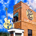 Legendary Home Of Rock N Roll by Mark Tisdale