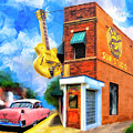 Legendary Sun Studio by Mark Tisdale