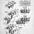 Lego Toy Building Brick Patent by Zapista
