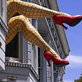 Legs Haight Ashbury by Garry Gay
