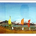 Leh Series 001 by Archana Kalra
