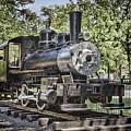 Lehigh Valley Coal Company Locomotive by Heather Applegate
