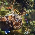 Leica Christmas by Scott Norris