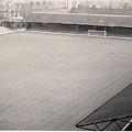 Leicester City - Filbert Street - Filbert Street End 1 - Bw - 1960s by Legendary Football Grounds