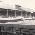 Leicester City - Filbert Street - Main Stand 1 - Bw - 1960s by Legendary Football Grounds