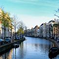 Leiden, Holland by Soon Ming Tsang