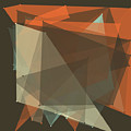 Lemans Polygon Pattern by Frank Ramspott