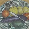 Lemon Cucumbers by Carol Wisniewski