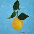 Lemon Drop by Marna Edwards Flavell