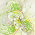 Lemon Lime Curly by Deborah Benoit